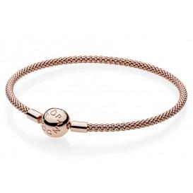Pandora Rose Armband Moments rosékleurig 19 cm 586543-1