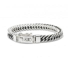 SILK Jewellery Armband zilver 'Vishnu' 19 cm 118