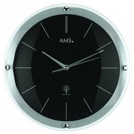 AMS 5901 Wandklok Radiogestuurd 31 cm ø