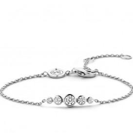 Ti Sento - Milano 2887ZI zilveren armband
