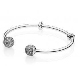 Pandora open Bangle 17,5 cm 596438CZ-2