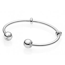 Pandora open Bangle 17,5 cm 596477-2