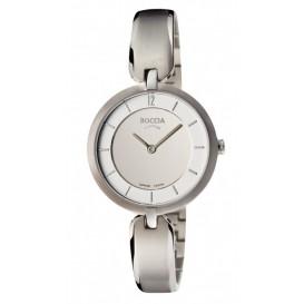 Boccia 3164-01 Dames horloge