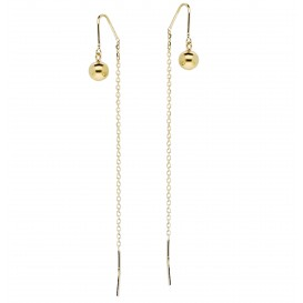 Glow Gouden Oorhangers Gold Collection  208.2041.00