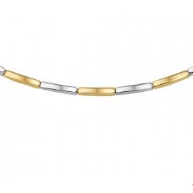 TFT Collier Bicolor Goud 2,5 mm 43 cm