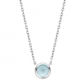 Ti Sento 3895WL zilveren collier