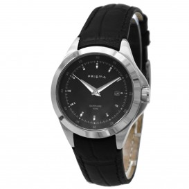 Prisma horloge P.2896/33E831125 Dames Exclusive Saffierglas P.2896 Dameshorloge 1
