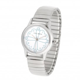 Coolwatch 110035 Love Flower blue CW.189 Kinderhorloge