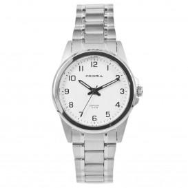 Prisma Horloge 1540 Dames Titanium Saffierglas P.1540 Dameshorloge 1