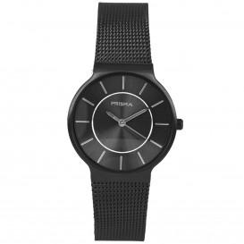 Prisma horloge 1808 Dames Design Edelstaal P.1808 Dameshorloge