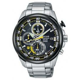Pulsar Herenhorloge Solar Chronograaf TV-Model 2016 PZ6003X1