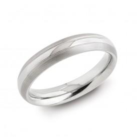 Boccia 0131-01 Titanium ring Maat 23