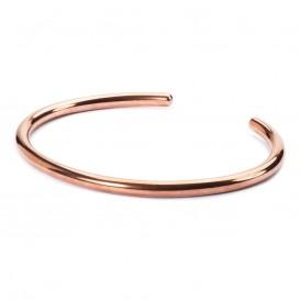 Trollbeads TCUBA-00005 Armband Bangle Koper L 24+ cm