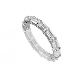 Diamonfire 814.0158.165 Ring Alliance zilver Maat 16,5