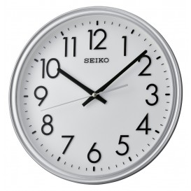 Seiko QXA736S Wandklok wit 31,5 cm