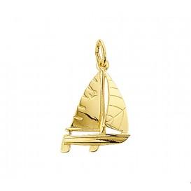 Bedel Zeilboot Goud