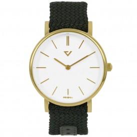Prisma Unisex P.1628.WG28 horloge Nylon groen 5 ATM P.1628.WG28 horloge 1