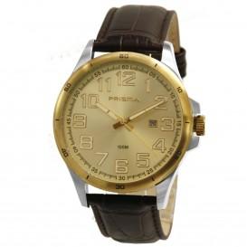 Prisma horloge P.1074 C631012 Heren Classic Staal bicolor P.1074 Herenhorloge 1