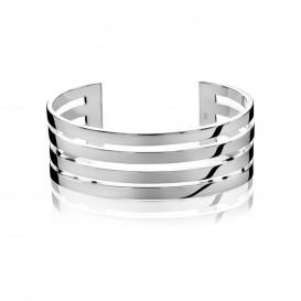 Zinzi by Mart Visser MVA1 Klemarmband zilver 22 cm