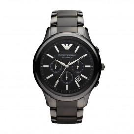Emporio Armani AR1451 Renato chronograaf Horloge 47 mm