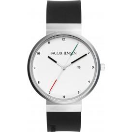 "Watch 703 Stainless Steel Jacob Jensen ""new Line"" Horloge"