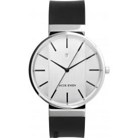 "Watch 707 Stainless Steel Jacob Jensen ""new Line"". Horloge"