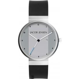 "Watch 731 Stainless Steel Jacob Jensen ""new Line"" Horloge"