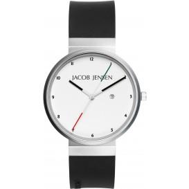 "Watch 733 Stainless Steel Jacob Jensen ""new Line"" Horloge"