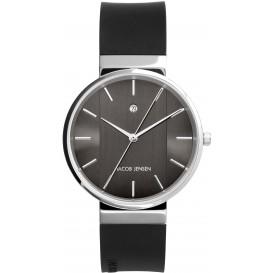 "Watch 738 Stainless Steel Jacob Jensen ""new Line"" Horloge"