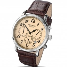 Sekonda Horloge 3462 Chronograaf SEK.3462 Herenhorloge 1