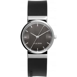 "Watch 748 Stainless Steel Jacob Jensen ""new Line"" Horloge"