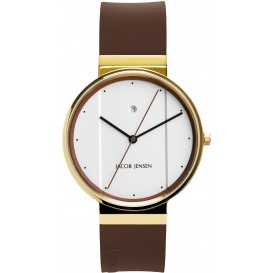 Jacob Jensen 758 Horloge new Line 35 mm
