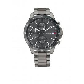 Tommy Hilfiger TH1791719 Horloge Staal Grijs Heren 1