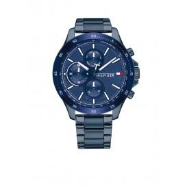 Tommy Hilfiger TH1791720 Horloge Staal Blauw Heren 1