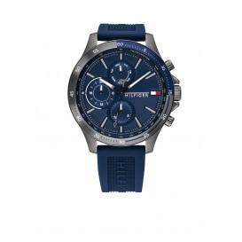 Tommy Hilfiger TH1791721 Horloge Siliconen Blauw Heren 1
