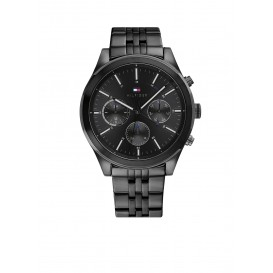 Tommy Hilfiger TH1791738 Horloge Staal Zwart Heren 1