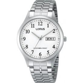 Lorus Herenhorloge Staal RXN01DX9