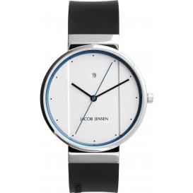 "Watch 770 Stainless Steel Jacob Jensen ""new Line"" Horloge"