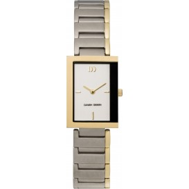 Danish Design Watch Iv65q776 Titanium. Horloge