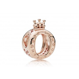 Pandora Rose Bedel zilver Crown O rosékleurig 787401