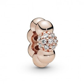 Pandora Rose 788310CZ Bedel Polished and Pave