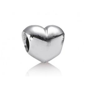 Pandora Bedel zilver 'Hartje' 790137