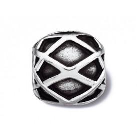Pandora Bedel 'Web' Zilver 790165