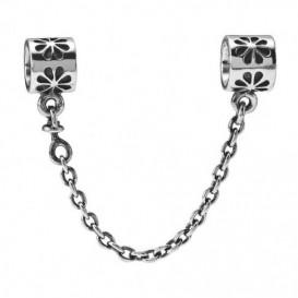 Pandora Veiligheidsketting zilver Madeliefjes 790385-05