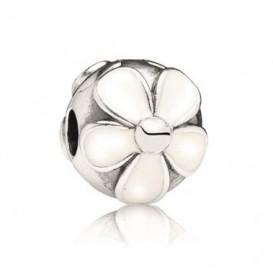 Pandora Bedel Clip-stopper zilver 'Madeliefje' 791259EN12