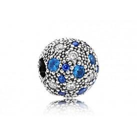 Pandora Clip-Stopper bedel zilver Sterrenhemel 791286NSBMX