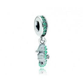 Pandora Hangbedel zilver 'Zeepaardje' 791311MCZ