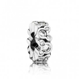Pandora Disney Spacer zilver Mickey 791456CZ