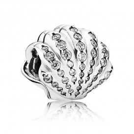 Pandora Disney Bedel zilver Ariel's Schelp 791574CZ