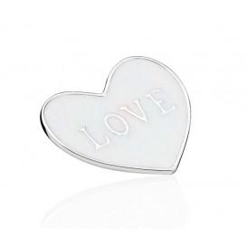 Pandora 792119EN23 Petite Elements zilver Memory Heart